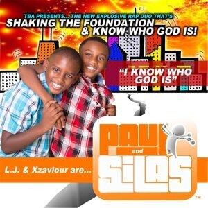 Paul & Silas 歌手頭像