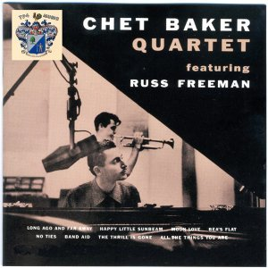Chet Baker Featuring Russ Freeman 歌手頭像