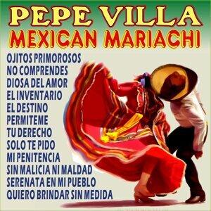 Mariachi Pepe Villa 歌手頭像