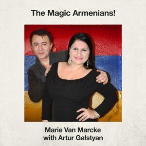 Marie Van Marcke, Artur Galstyan 歌手頭像