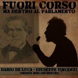 Giuseppe Vincenzi, Dario De Luca 歌手頭像