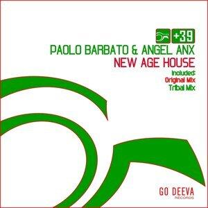 Paolo Barbato, Angel Anx 歌手頭像