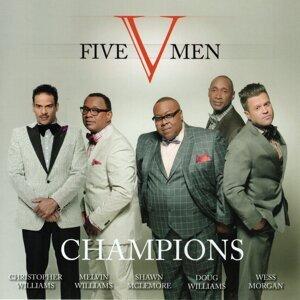 Five V Men 歌手頭像