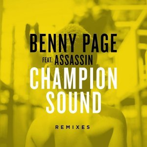 Benny Page 歌手頭像