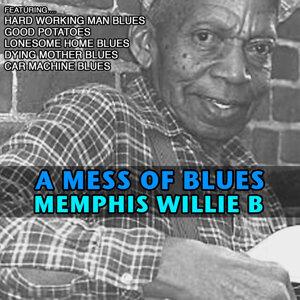 Memphis Willie B 歌手頭像