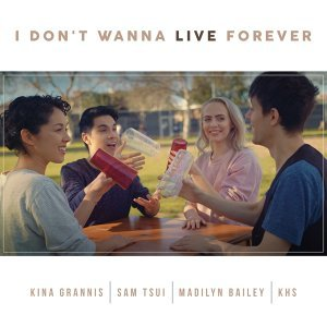 Sam Tsui, Madilyn Bailey, Kina Grannis & Kurt Schneider Artist photo