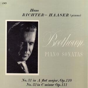 Hans Richter-Haaser (Piano)