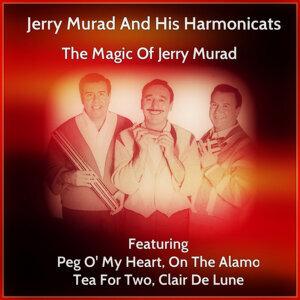 Jerry Murad and His Harmonicats 歌手頭像