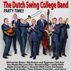 The Dutch Swing College Band 歌手頭像