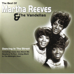 Martha and the Vandellas 歌手頭像