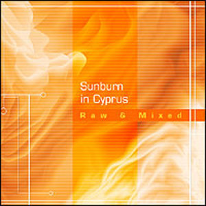 Sunburn in Cyprus