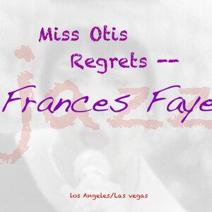 Frances Faye 歌手頭像