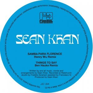 Sean Khan 歌手頭像