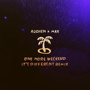 Audien, MAX 歌手頭像