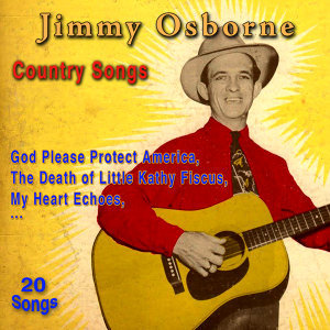 Jimmie Osborne 歌手頭像