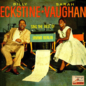 Billy Eckstine and Sarah Vaughan
