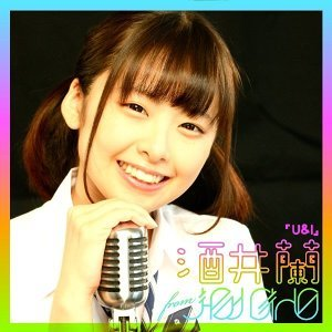 酒井蘭 from j-Pad Girls