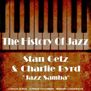 Stan Getz&Charlie Byrd 歌手頭像