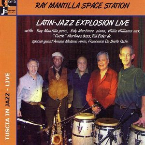 Ray Mantilla Space Station 歌手頭像