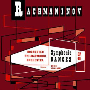 Rochester Philharmonic Orchestra 歌手頭像