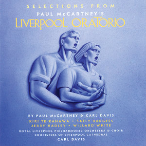 Royal Liverpool Philharmonic Orchestra, Royal Liverpool Philharmonic Choir, Choristers Of Liverpool Cathedral, Carl Davis, Kiri Te Kanawa, Sally Burgess, Jerry Hadley, Willard White 歌手頭像