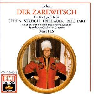 Nicolai Gedda/Rita Streich /Ursula Reichart/Symphonie-Orchester Graunke/Chor der Bayerischen Staatsoper München/Willy Mattes/Harry Friedauer 歌手頭像