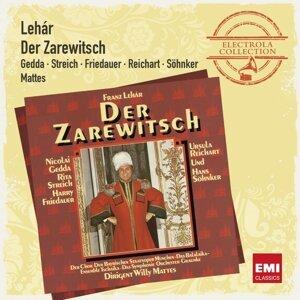 Nicolai Gedda/Rita Streich /Ursula Reichart/Chor der Bayerischen Staatsoper München/Symphonie-Orchester Graunke/Willy Mattes/Harry Friedauer 歌手頭像