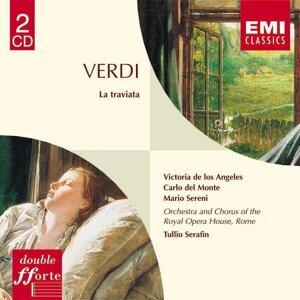 Victoria de los Angeles/Orchestra del Teatro dell'Opera, Roma/Tullio Serafin 歌手頭像
