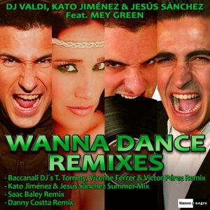 DJ Valdi, Kato Jiménez & Jesús Sánchez