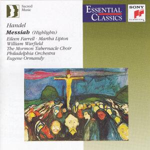 Eileen Farrell, Martha Lipton, William Warfield, The Mormon Tabernacle Choir, Eugene Ormandy 歌手頭像