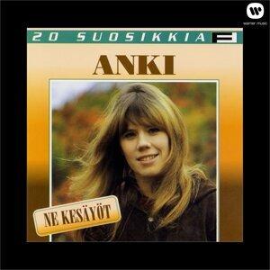Anki 歌手頭像