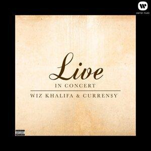 Wiz Khalifa & Curren$y 歌手頭像