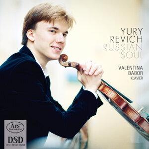 Yury Revich 歌手頭像