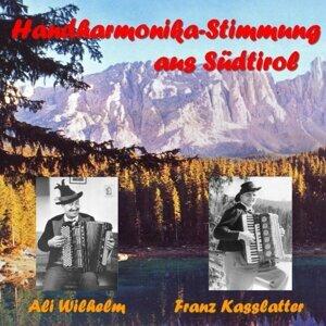 Ali Wilhelm, Franz Kasslatter 歌手頭像