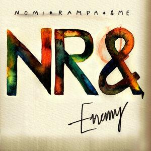 NR&, Nomi Ruiz, Rampa, &ME 歌手頭像
