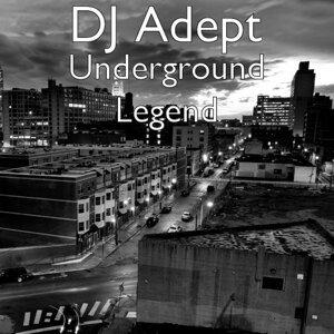 DJ Adept 歌手頭像