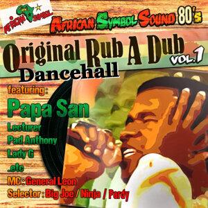 African Symbol Sound 80's 歌手頭像