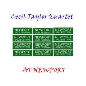Cecil Taylor Quartet 歌手頭像
