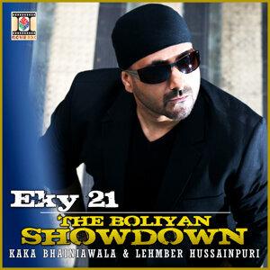 Eky 21 歌手頭像