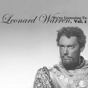 Leonard Warren 歌手頭像