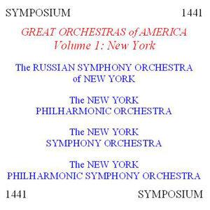 New York Philharmonic 歌手頭像