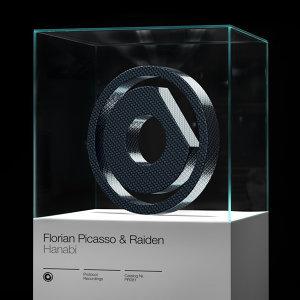 Florian Picasso, Raiden 歌手頭像