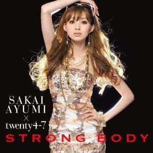 Ayumi Sakai x twenty4-7