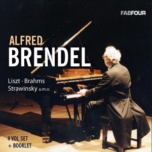 Alfred Brendel 歌手頭像