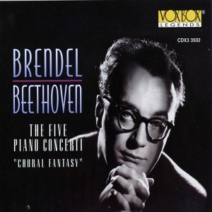 Alfred Brendel 歌手頭像