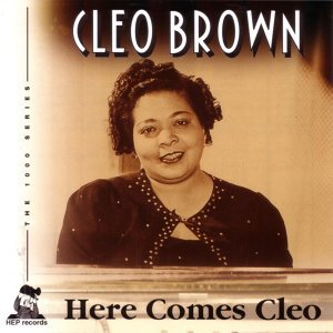 Cleo Brown 歌手頭像