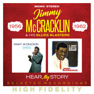 JIMMY McCRACKLIN & HIS BLUES BLASTERS 歌手頭像