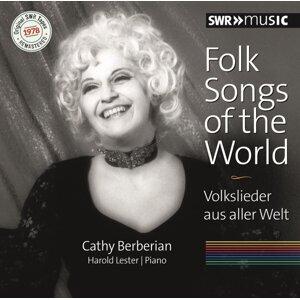 Cathy Berberian 歌手頭像