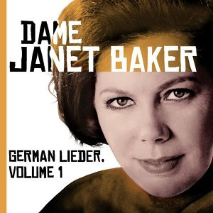 Dame Janet Baker/Gerald Moore 歌手頭像