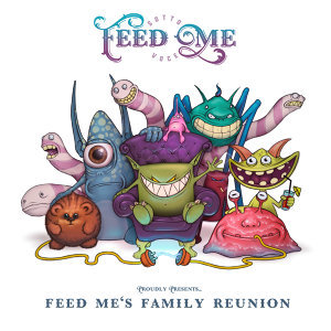 Feed Me 歌手頭像